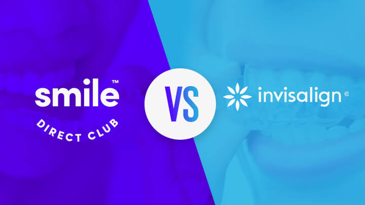Smile Direct Club vs. Invisalign