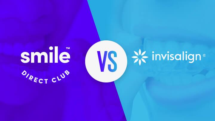 smileDC vs invisalign