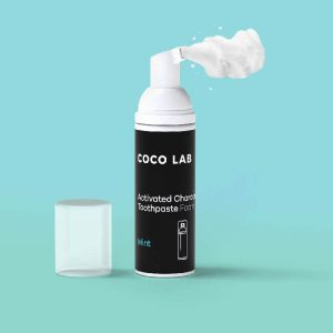 Coco Lab Whitening Toothpaste Foam