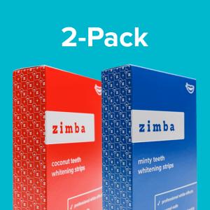 Zimba Whitening Strips